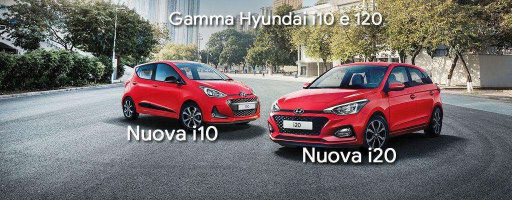 Gamma Hyundai i10 e i20