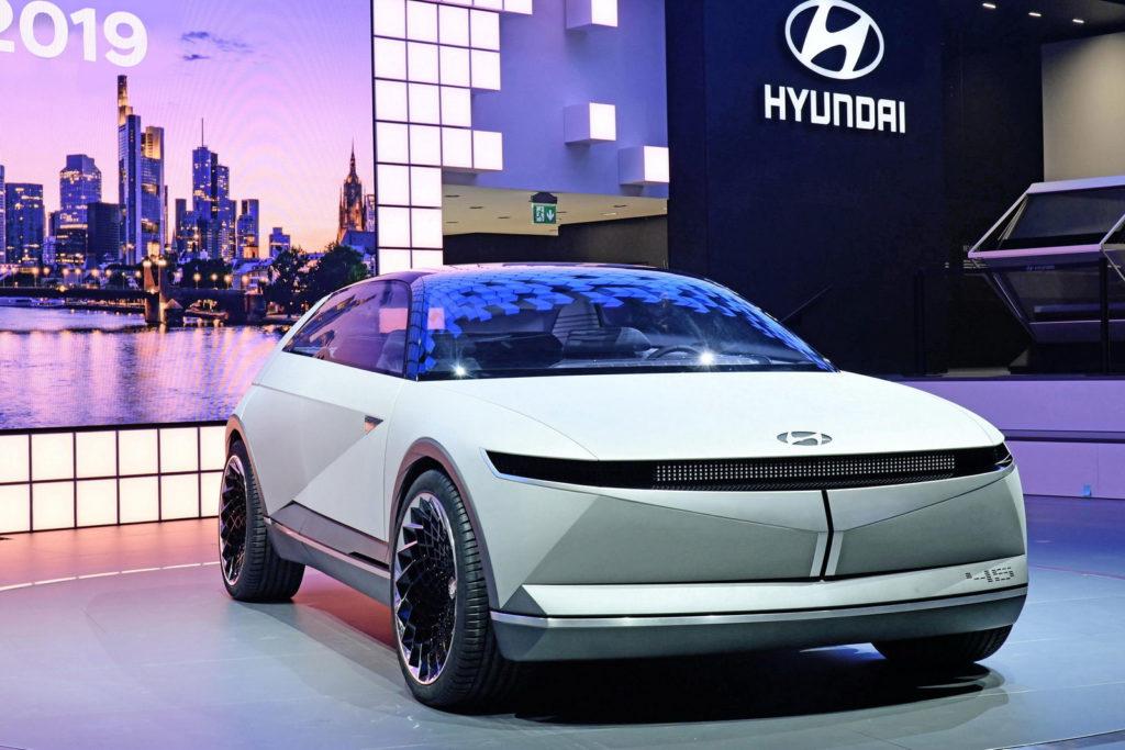 Hyundai 45 Concept Car