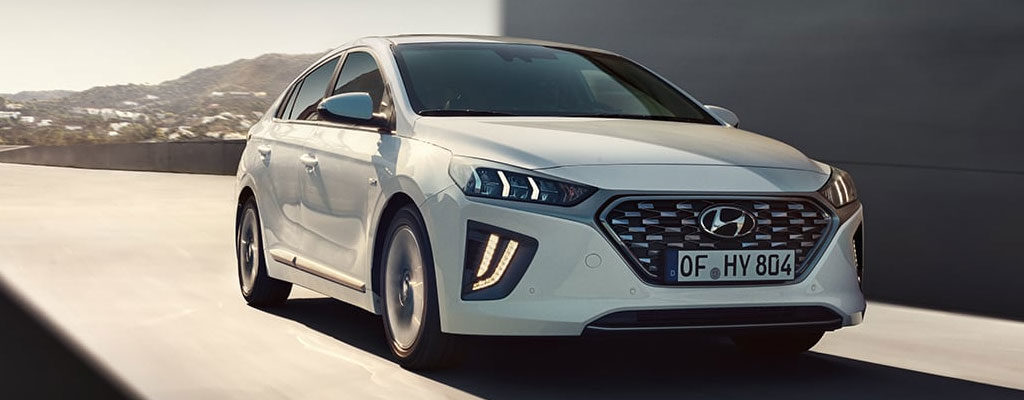 Hyundai Ioniq Torino