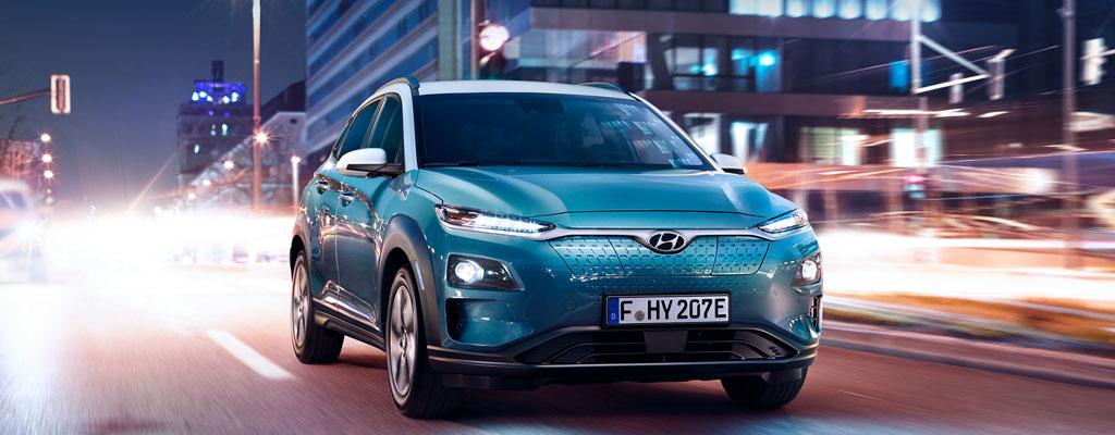 Hyundai Kona Electric Torino