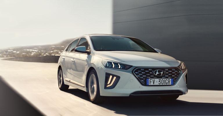 Hyundai Ioniq Hybrid Torino