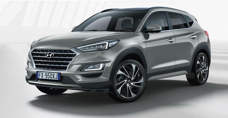 Hyundai Tucson Torino