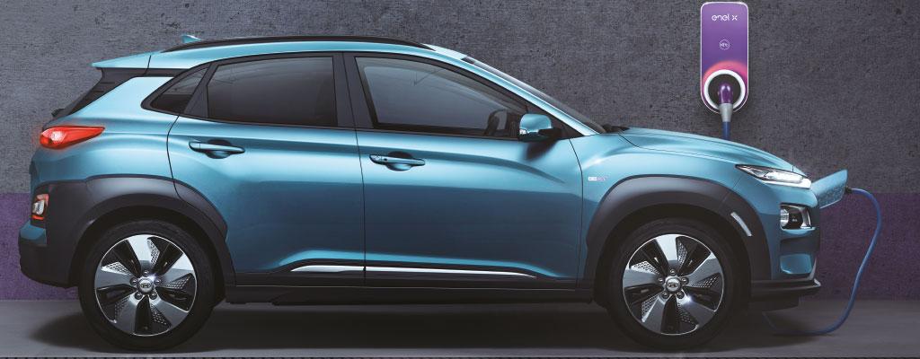 Gamma Hyundai Kona Electric Torino