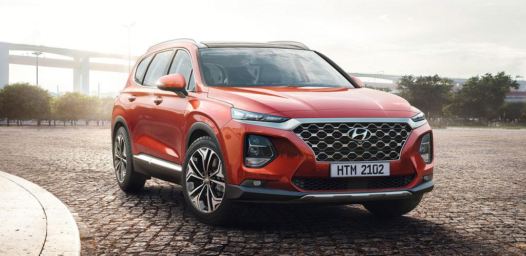 Hyundai Santa Fe Torino