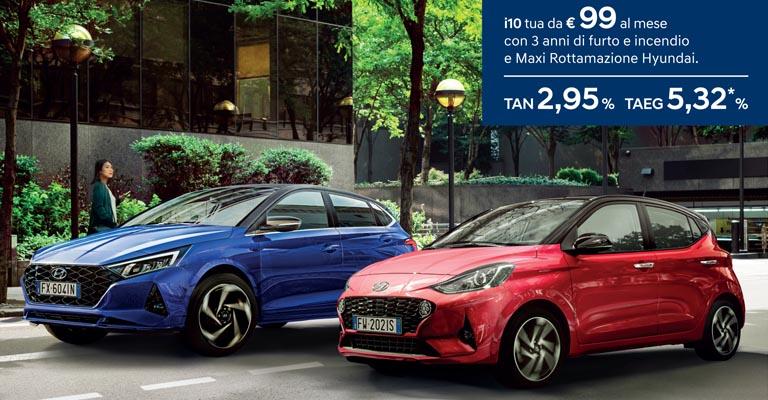 Promo gamma city car Hyundai