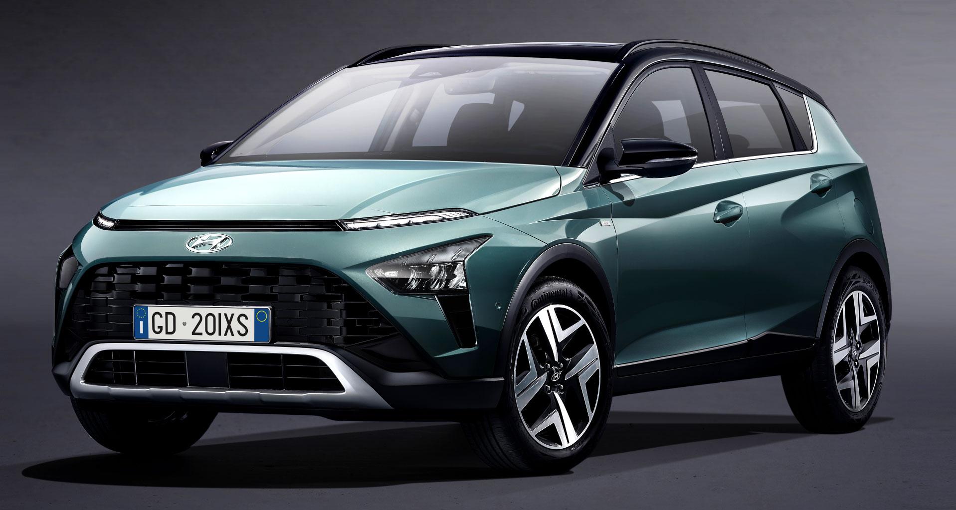 Hyundai Bayon Torino