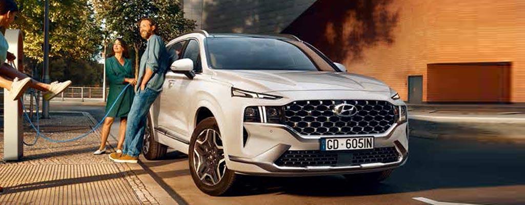 Hyundai Santa Fe Promo