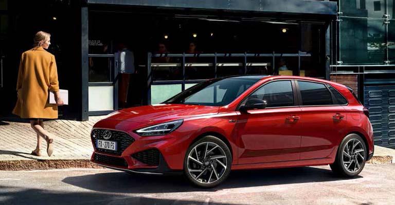 Hyundai i30 promo