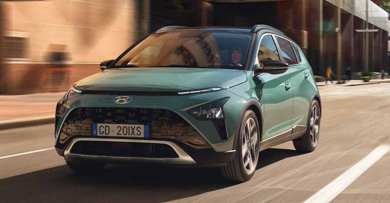 Nuova Hyundai Bayon tua da 139€ al mese con Ecobonus
